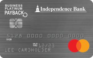 Business Platinum Payback Credit Card