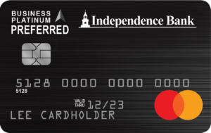 Business Platinum Preferred Credit Card