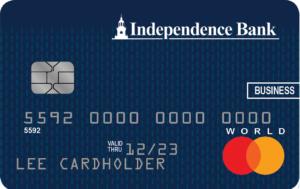 Business World Credit Card