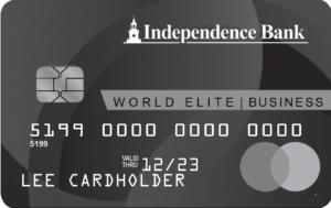 Business World Elite Credit Card