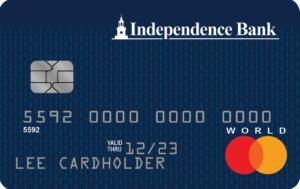 Consumer World Credit Card