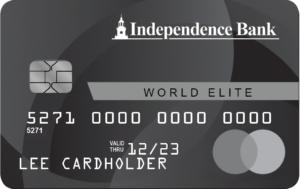 Consumer World Elite Credit Card